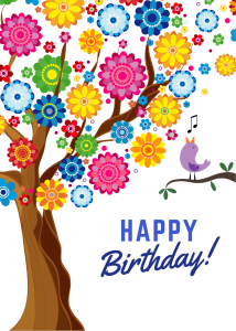 birthday-flower-tree-card