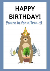 birthday tree-t